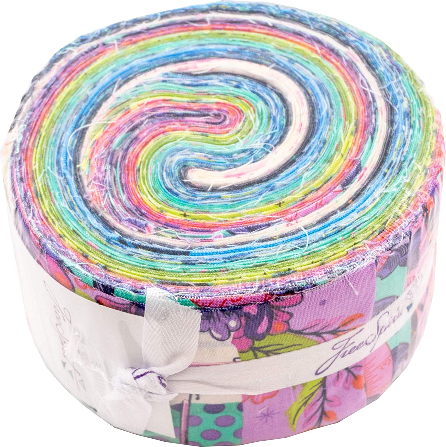 Online limited product FreeSpirit Homemade by Tula Pink 35% OFF Roll Design pc. 40