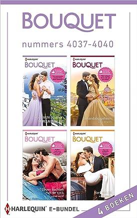 Bouquet e-bundel nummers 4037 - 4040