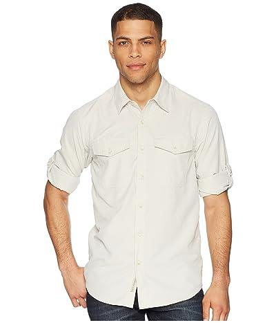ExOfficio BugsAway(r) Briso Long Sleeve Shirt (Bone) Men