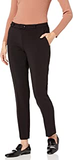 Karl Lagerfeld Paris Women's Pant with Belt