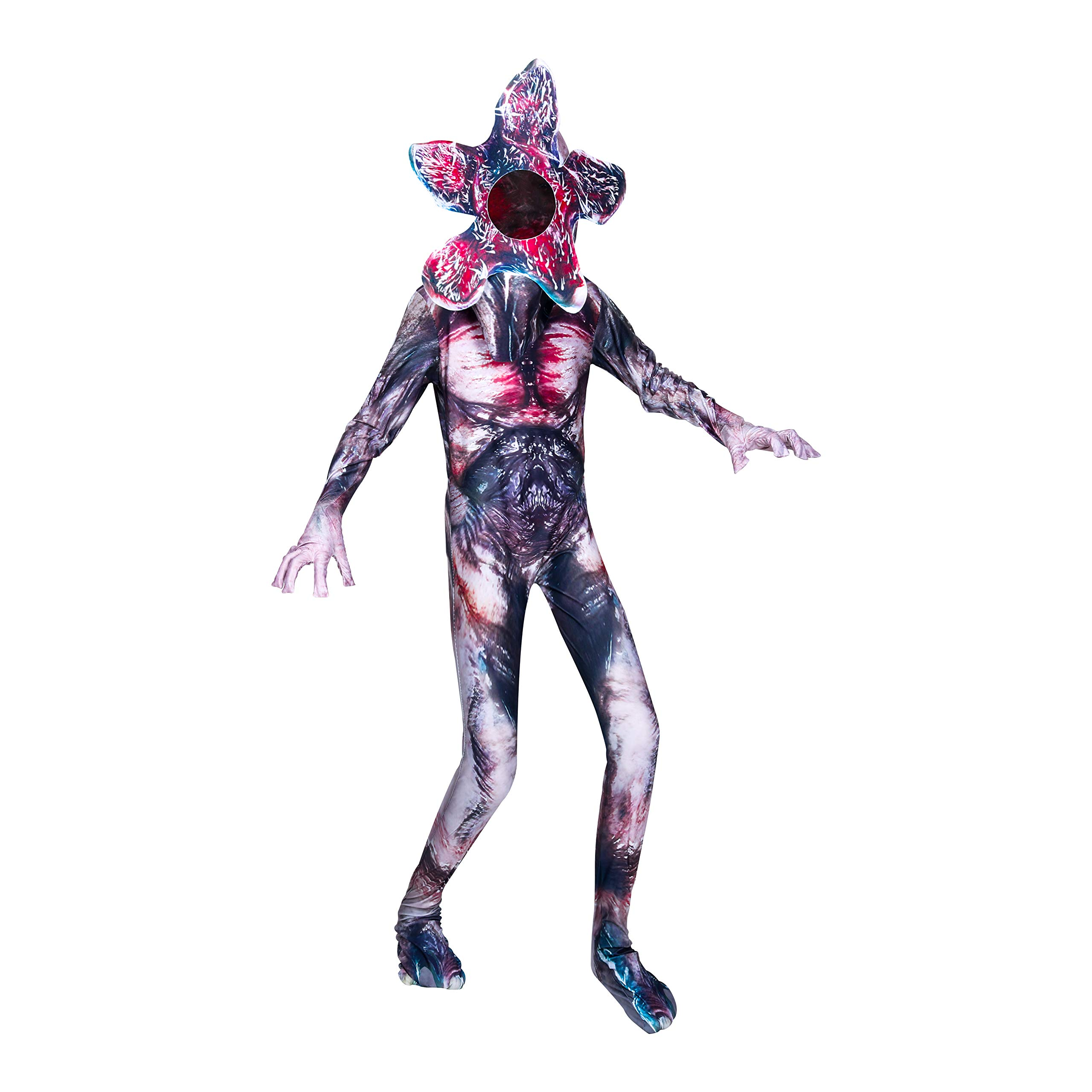 Lqsz Halloween Christmas Stranger Things Demogorgon Cosplay Costume Season 3 Bodysuit Jumpsuit With Mask For Adult Kids Buy Online In Gambia Missing Category Value Products In Gambia See Prices