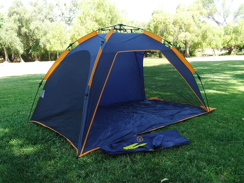 Push up Instant Beach Tent Beach
