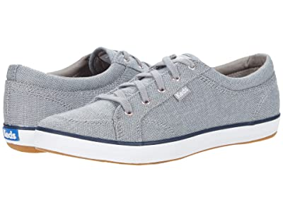 Keds Center Speckled Knit (Gray) Women