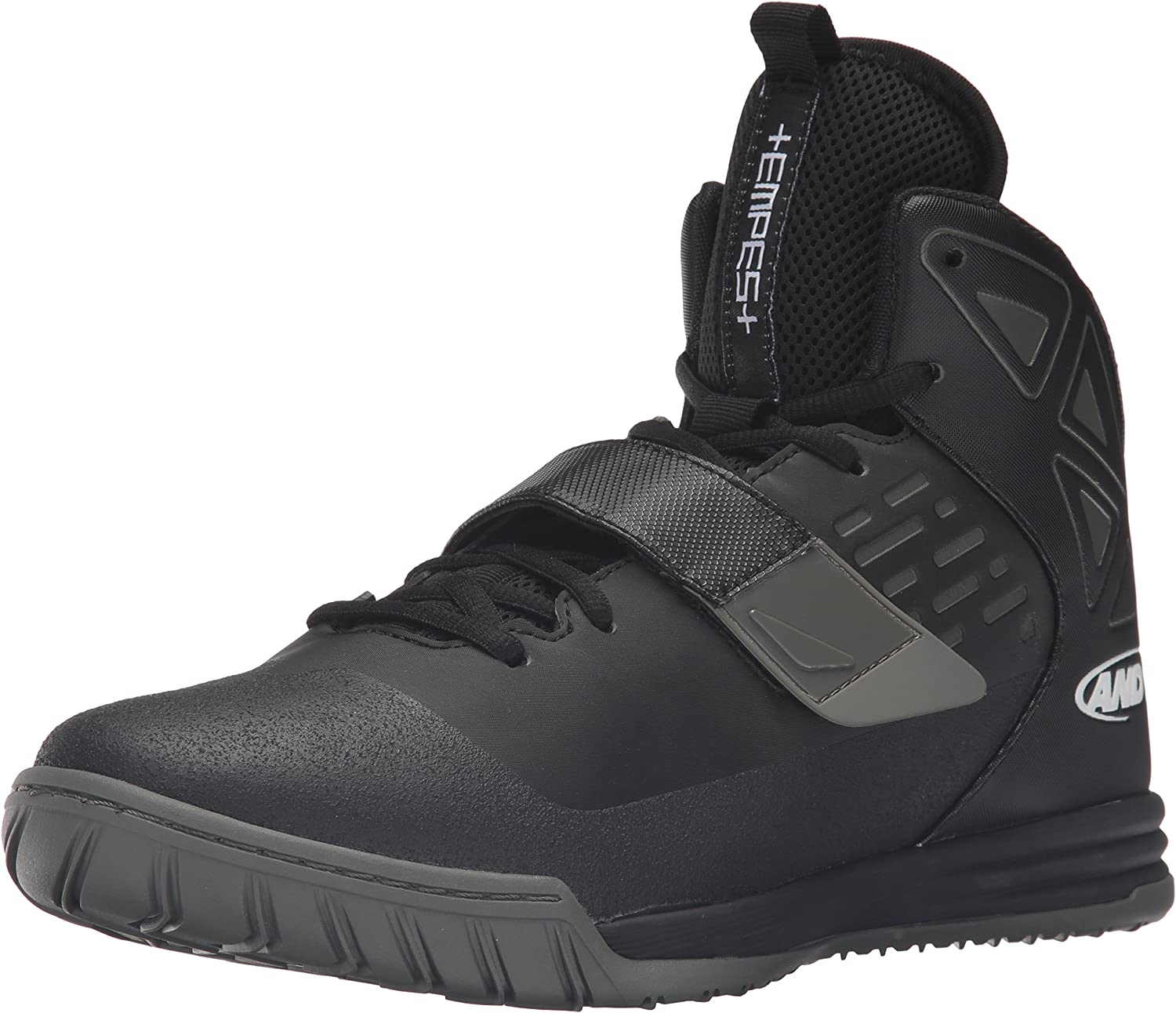 AND1 Mens Tempest-m Basketball shoes