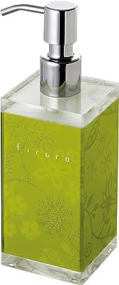 リス『美しい花柄のボトル』 フィルロ ローションボトルST グリーンフラワー