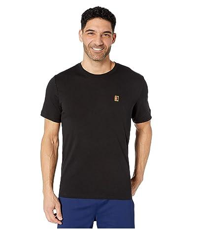 Nike NikeCourt Heritage T-Shirt (Black) Men
