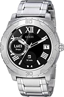 Men's Stainless Steel Android Wear Touch Screen Bracelet Watch