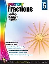 Fractions Workbook, Grade 5