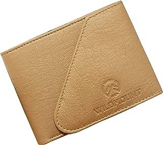 wildmount Men's Polypropylene Wallet (Beige)
