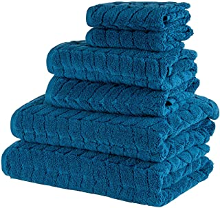 Bagno Milano Turkish Cotton Luxury Softness Spa Hotel Towels, Quick Drying Thick and Plush Bathroom Towels, Made in Turkey...
