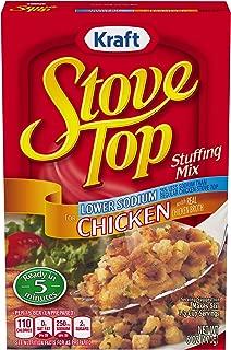 Stove Top Low Sodium Chicken Stuffing Mix (6 oz Box)