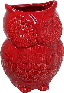 Best owl utensil holder Reviews