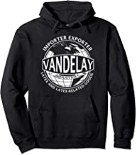 Vandelay Industries Fine Latex-Related Goods Novelty Pullover Hoodie