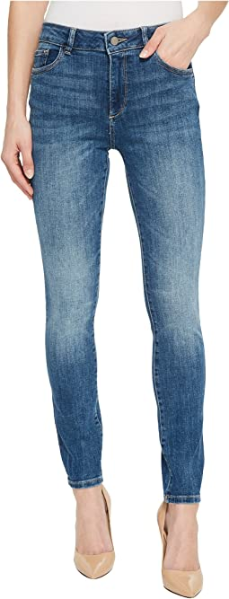 DL1961 Farrow Instaslim Skinny Jeans in Wells