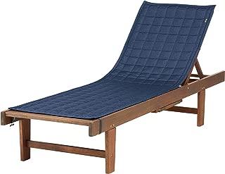 Classic Accessories Montlake FadeSafe Chaise Lounge Slip Cover, 72