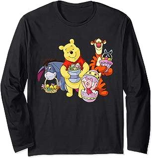 Disney Easter Winnie The Pooh Long Sleeve T-Shirt