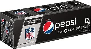 Pepsi Zero Sugar Cola, 12 ct, 12 oz Cans (Packaging May Vary)
