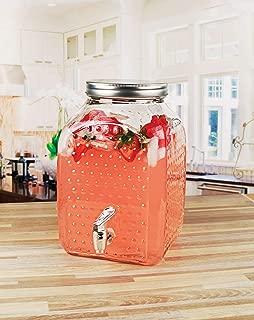 Best beehive glass drink dispenser Reviews