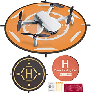 Drones landningsdyna, STARTRC universal vattentät bärbara vikbara landningsmattor för DJI Mavic 2 eller Mavic Pro/Mavic Ai...