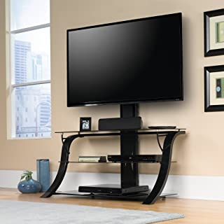 Sauder Panel Tv Stand with mount, For TV's up to 50