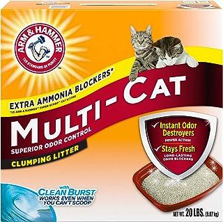 Arm & Hammer Multi Cat Strength Clumping Litter 9.07KG