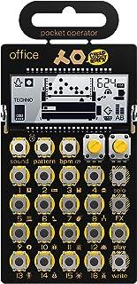 Teenage Engineering ポケットオペレーター リズムマシン PO-24 office 【正規輸入品】