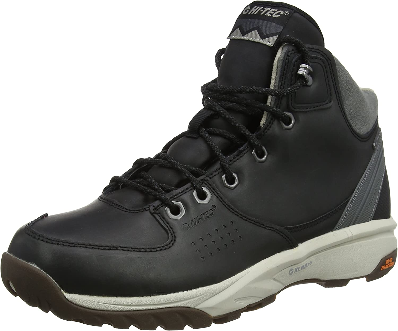 Hi-Tec Men's Wild-Life Luxe I Waterproof High Rise Hiking Boots