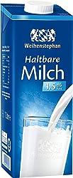 Weihenstephan Haltbare Milch 1.5% Fett, 1 l