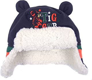 Baby Boys Tigger Trapper Hat Soft Fleece Lined 0-3M to 12-18M Ex Store