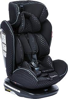 Cadeira para Auto Fisher Price Easy 360 Fix 0-36 Kgs, 0,I,II,III, BB573, Multikids Baby, Preto