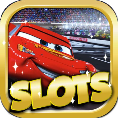 Slots A Fun Las Vegas : Cars Parody Edition - The Best New & Fun Video Slots Game For 2015!