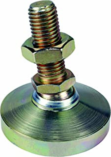 TECO Brand 7//8-9 Threadx 1 Table Slot F: 1-3//4 E: 1-5//8 C: 1 D: 5//8 T-Slot Nuts