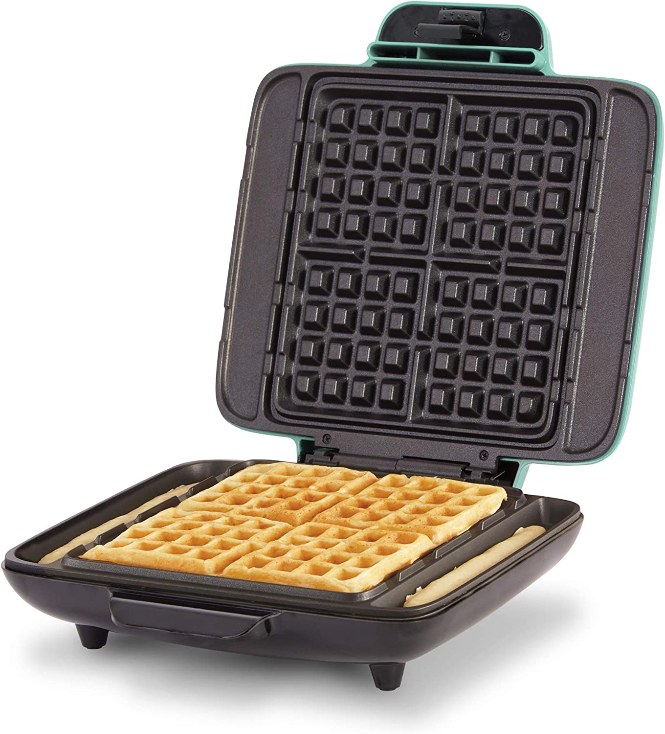 Excellence DASH No-Drip Belgian Waffle Maker: OFFer Iron 1200W Ma +