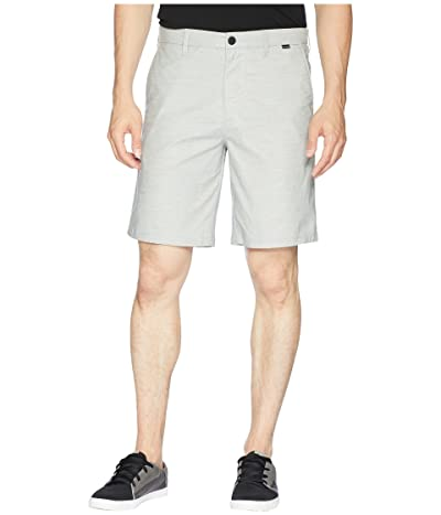 Hurley Dri-Fit Breathe 19 Walkshorts (Wolf Grey) Men