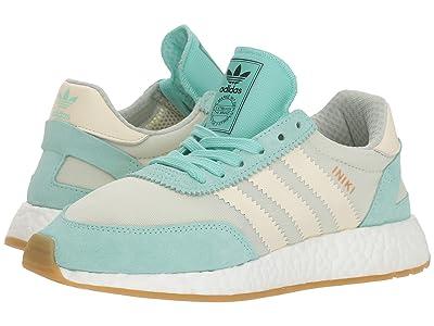 adidas Iniki Runner (Easy Green/Cream White-Linen Green) Men