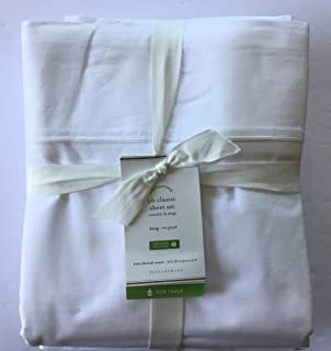 Best pottery barn king sheets Reviews