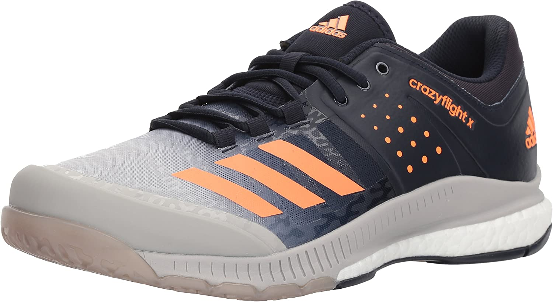 Amazon.com   adidas Unisex-Adult Crazyflight X Volleyball Shoe ...