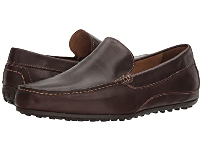 Florsheim Oval Venetian Driver (Brown Smooth) Men