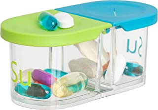 Sagely Smart Weekly Pill Organizer Replacement Pods - (Green/Blue) (Tuesday, Green/Blue)
