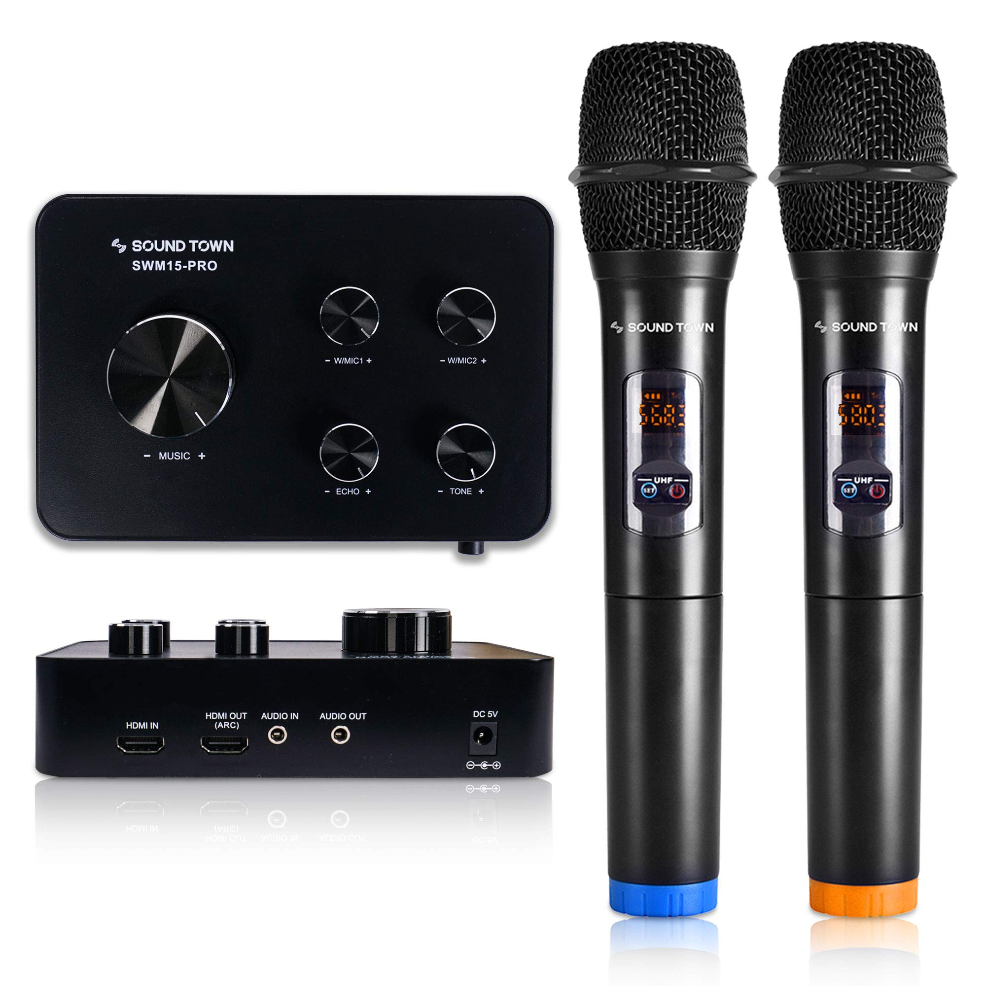 Sound Town Microphone Bluetooth SWM15 PRO