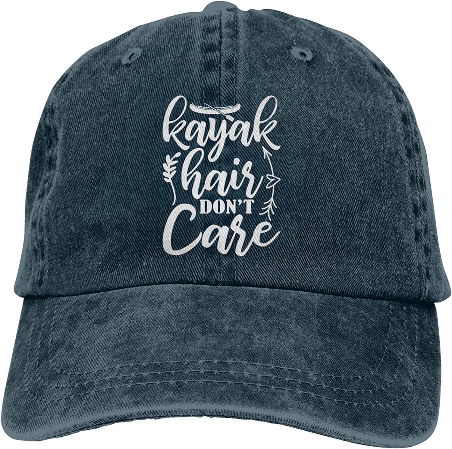 Kayak Hair Don't Care Cap Man's Dad At the price D Woman Truck Purchase Adjustable