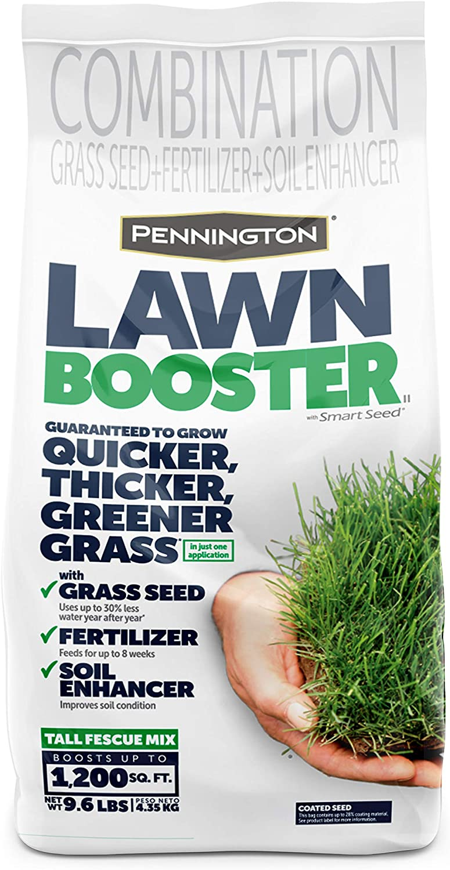 Pennington Lawn Booster Ranking TOP13 Tall Fescue Fertilizer Grass Mix Seed Houston Mall