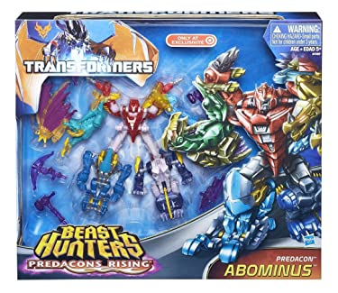 Transformers Beast Hunters Predacons Rising: Abominus Action Figure