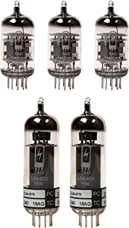 Vox AC15C1 Tube Set with Matched Power Tubes, TAD brand tubes