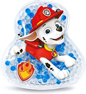 Paw Patrol bolsa de gel de frío y calor para pequeños golpes y moretones