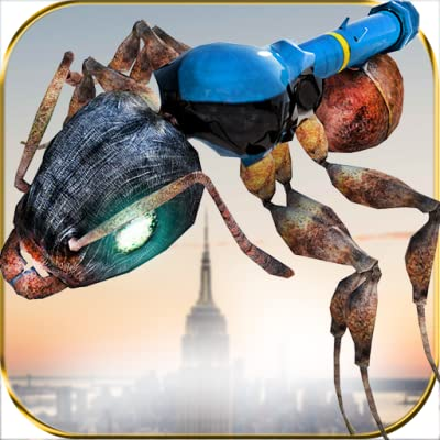 Ant Hero Super Transformation: Jungle Rescue Survival Simulator, One Punch Infinity War Monster Simulation Smasher Game, Rescue 2018 Best Fighting Games for Kids, Amazing Ants Robot Transformation in Robot War