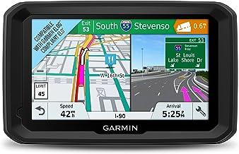 Garmin dēzl 580 LMT-S - Navegador GPS para camiones (5 pulgadas), color rojo