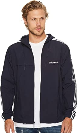 adidas Originals - 3-Striped Windbreaker