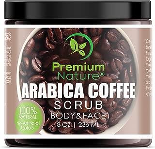 Best premium arabica coffee scrub Reviews