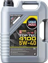 Mejor Liqui Moly 5W40 de 2020 - Mejor valorados y revisados